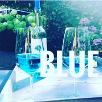 派森蓝葡萄酒