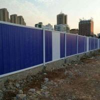工地围栏工程施工